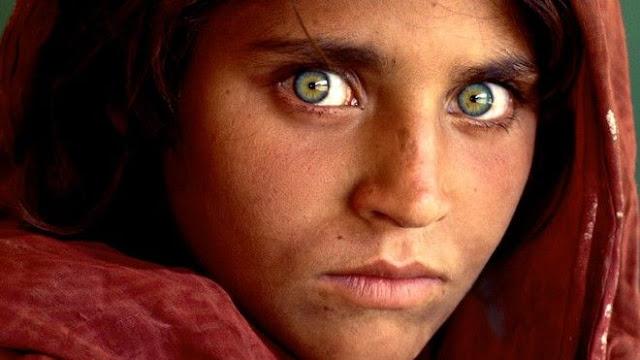 """Συνελήφθησαν """"τα πράσινα μάτια"""" του National Geographic"""