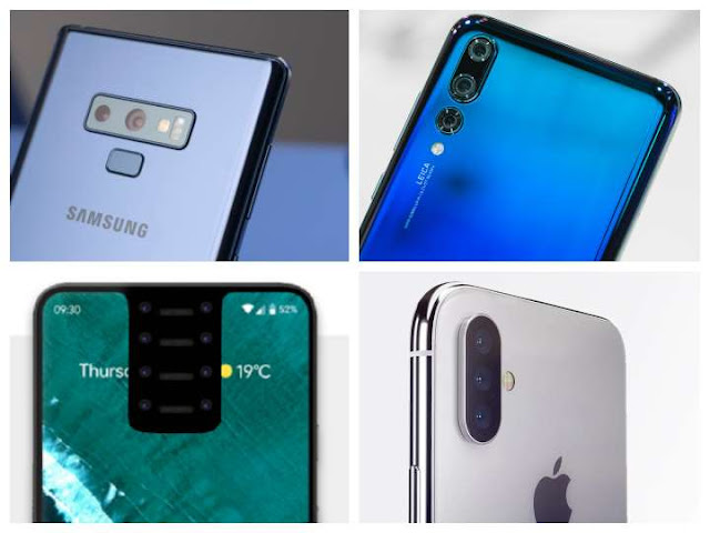 Los smartphones que más esperamos para 2019