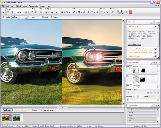 Intro to Information Technology: Image Editor