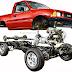 Các bộ phận chính của ô tô