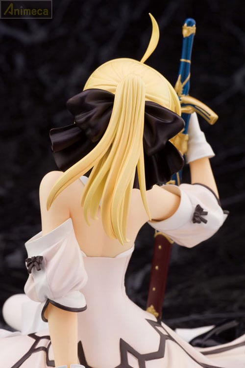 Fate/stay night FIGURE SABER LILY Alphamax