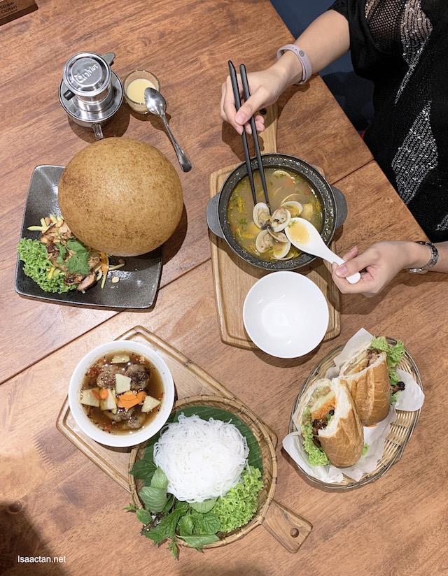 An Viet Vietnamese Casual Dining @ Sunway Pyramid