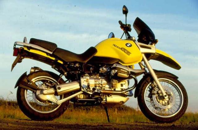 bmw r1100gs - BMW GS - AirHead - OilHead - WaterHead...