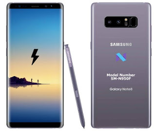 Firmware Samsung Galaxy Note 8 SM-N950 Via Google Drive
