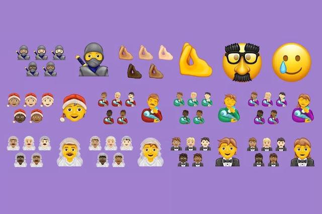 Emoji 13.0. 62