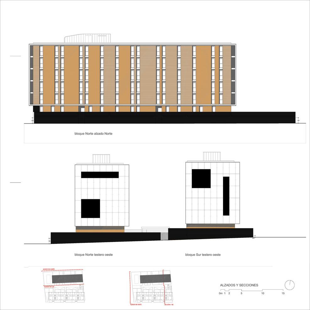 144 viviendas de protecci n oficial de tash arquitectura for Blog arquitectura y diseno