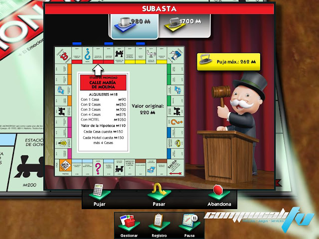 Monopoly PC Full Español