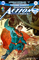 DC Renascimento: Action Comics #985