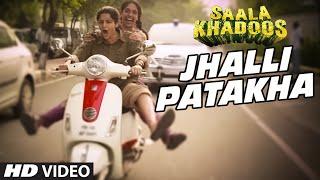 'JHALLI PATAKHA' Video Song _ SAALA KHADOOS _ R. Madhavan, Ritika Singh _ T-Series