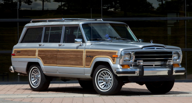Jeep Grand Wagoneer 2018 Review, Price, Design, Specification