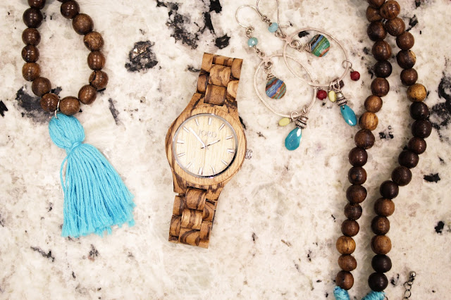 JORD wood watch review and giveaway | House Homemade