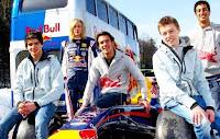 Kierowcy Red Bulla program juniorski F1