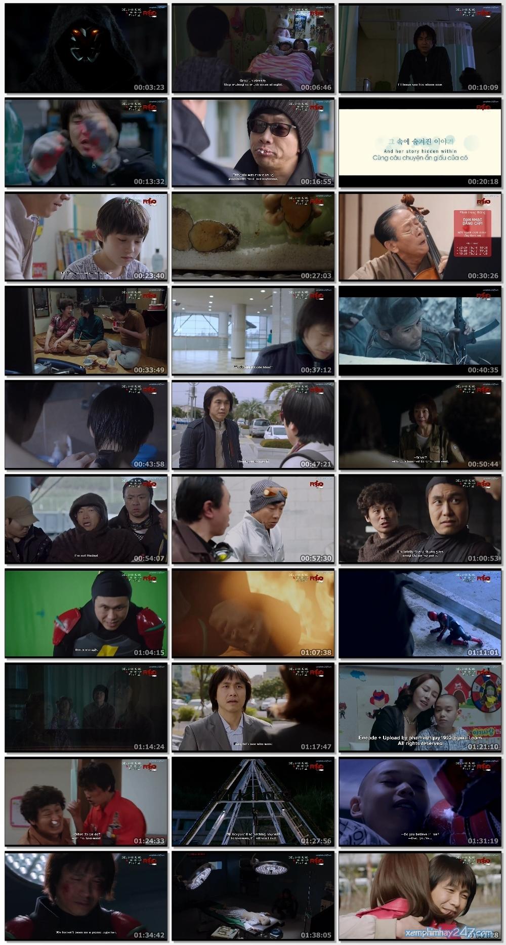 http://xemphimhay247.com - Xem phim hay 247 - Siêu Anh Hùng (2013) - The Hero (2013)