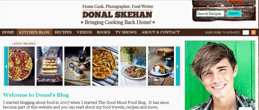 Irish Food Blogger _ Zack Gallagher _ Irish Food Guide _ Food Blog