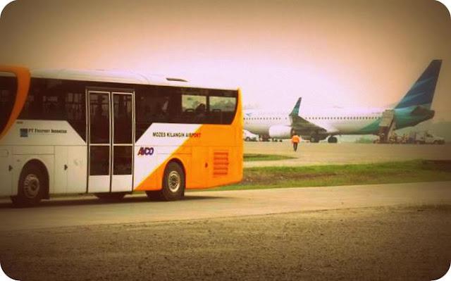 Pemprov Papua Bangun Apron Bandara Moses Kilangin