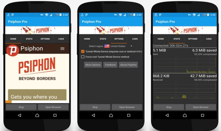 Psiphon Pro Apk Full Version Terbaru