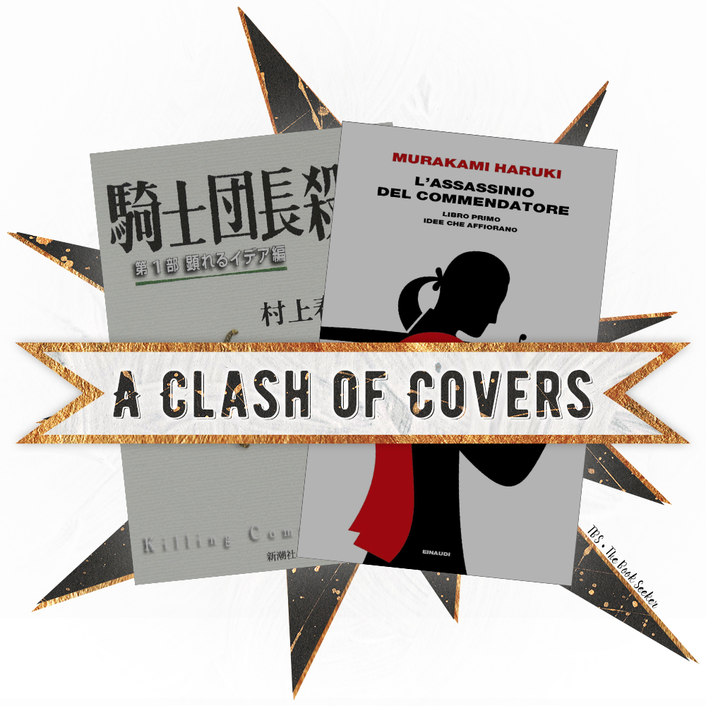 A Clash of Covers TBS The Book Seeker