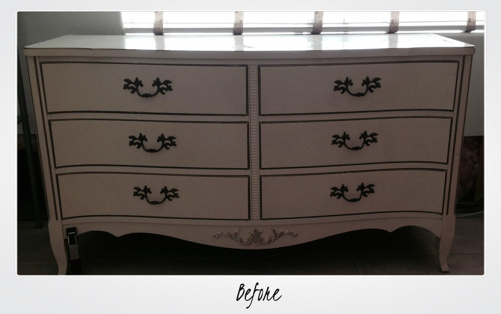 french provincial dresser, pink dresser makeover, before and after, painted dresser makeover