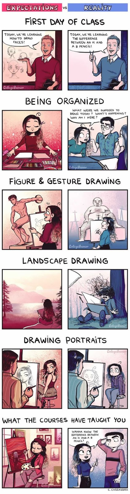 Lika Liku Dunia Seniman yang Unik