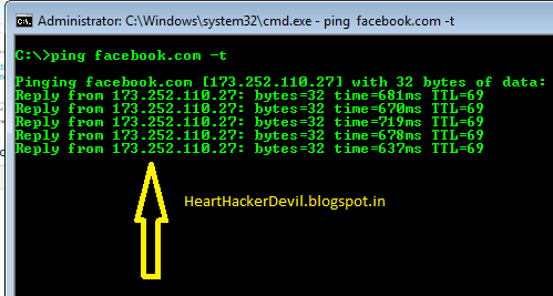 Heart Hacker Devil: How to access block websites without proxy server
