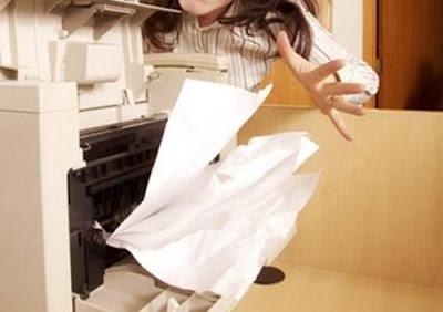 lỗi kẹt giấy máy photo toshiba