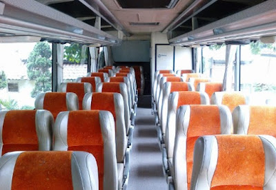 sewa bus pariwisata depok