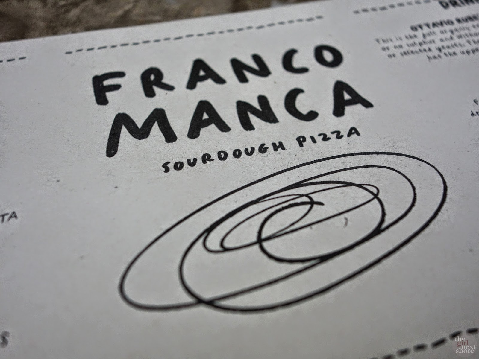 Franco Manca Brixton Village: where you can find the best pizza in London