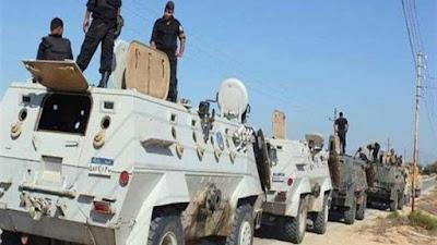 الشرطة في سيناء