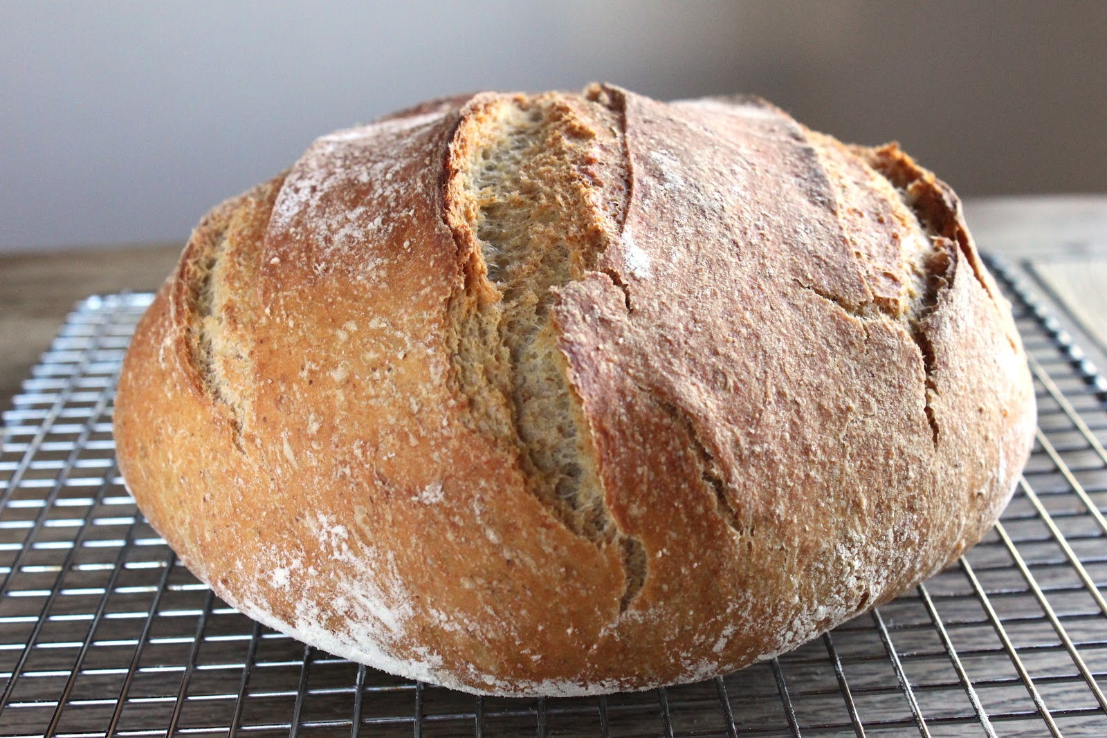 How to bake bread at home