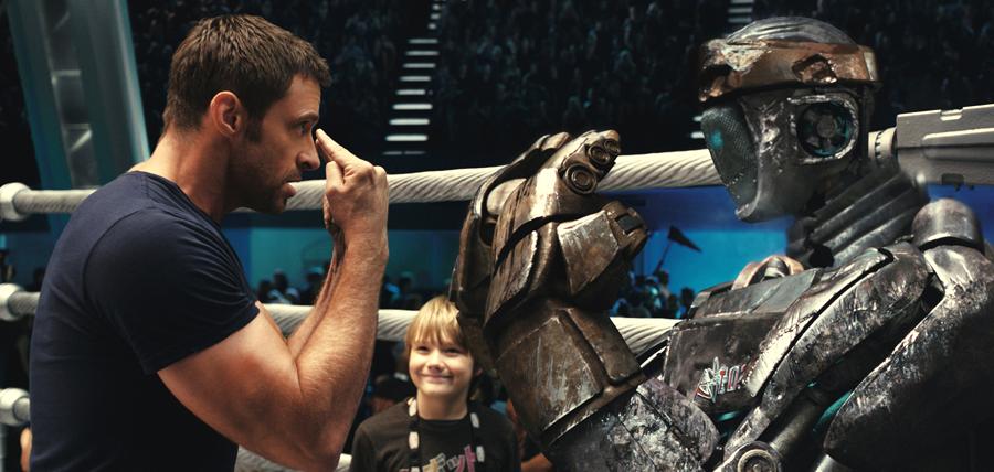 Trailer Nou Pentru Filmul Sci-Fi REAL STEEL cu Hugh Jackman