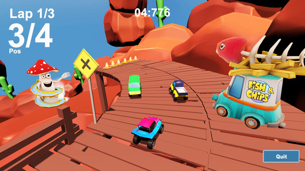 MiniCar Race Full Version