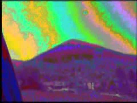 Kirlian Photography Of A Pyramid Structure In Bosnia Below The Same Hill By Daylight