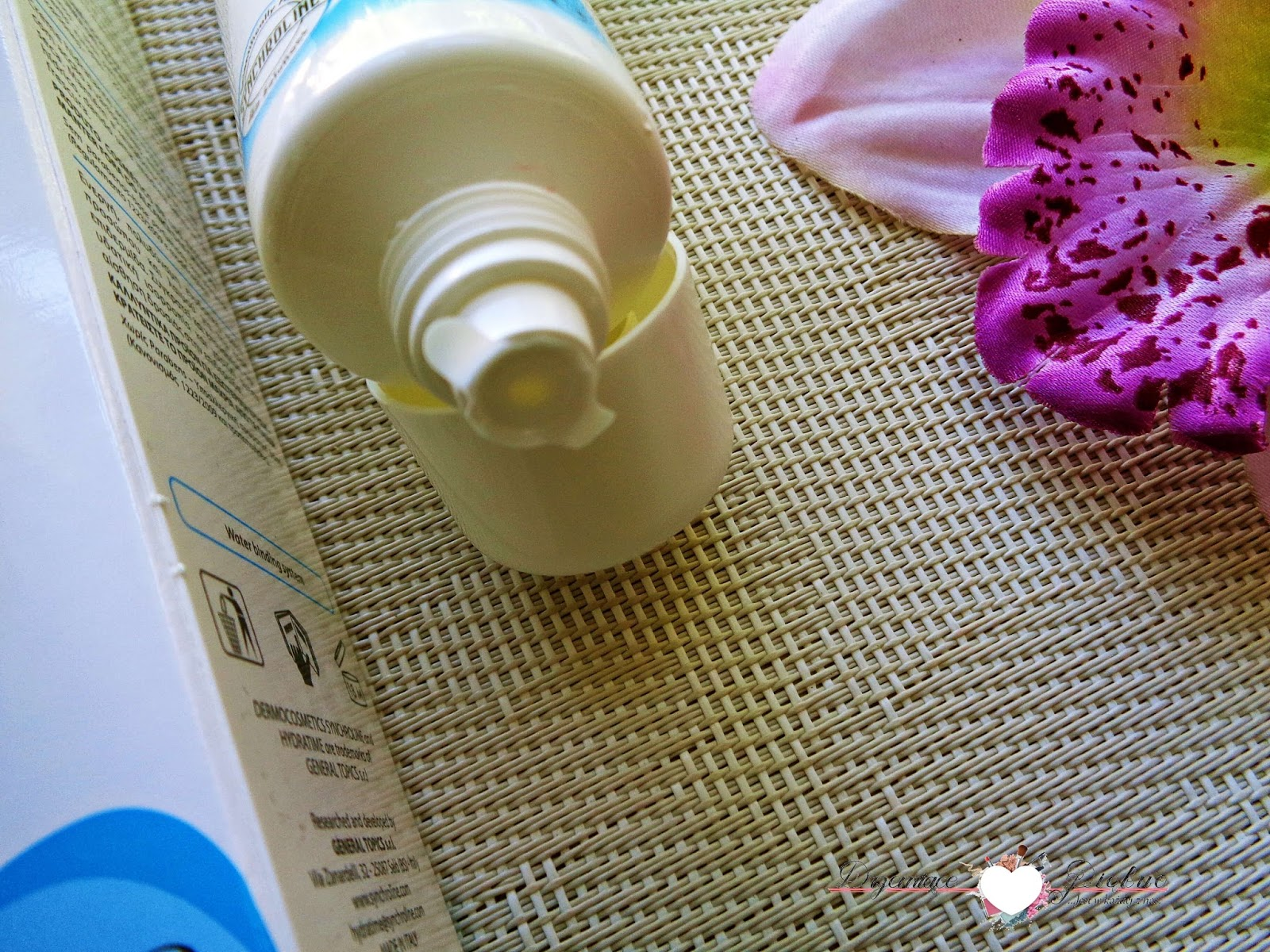 Skład, działanie, opinie - Synchroline Hydratime Plus - krem głęboko nawilżający dla skóry suchej i bardzo suchej.