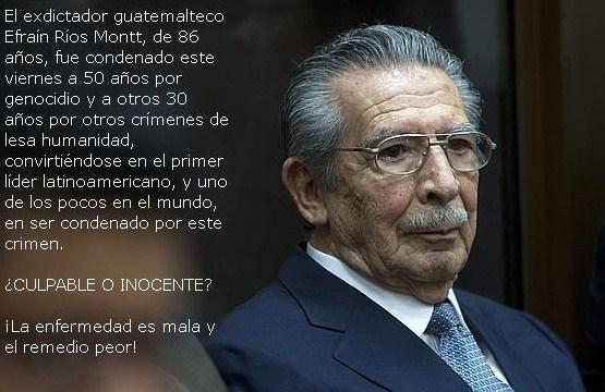 Dictador Guatemalteco