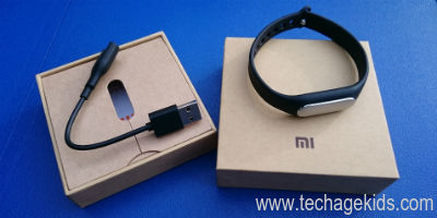 Affordable Miband Fitness Tracker For Teens