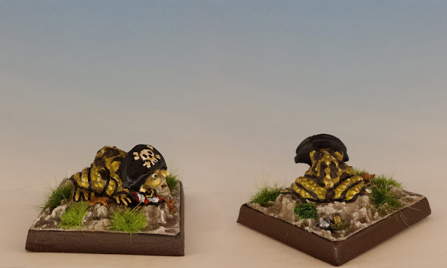 Talisman Pirate Toad, Citadel (sculpted by Aly Morrison, 1987)