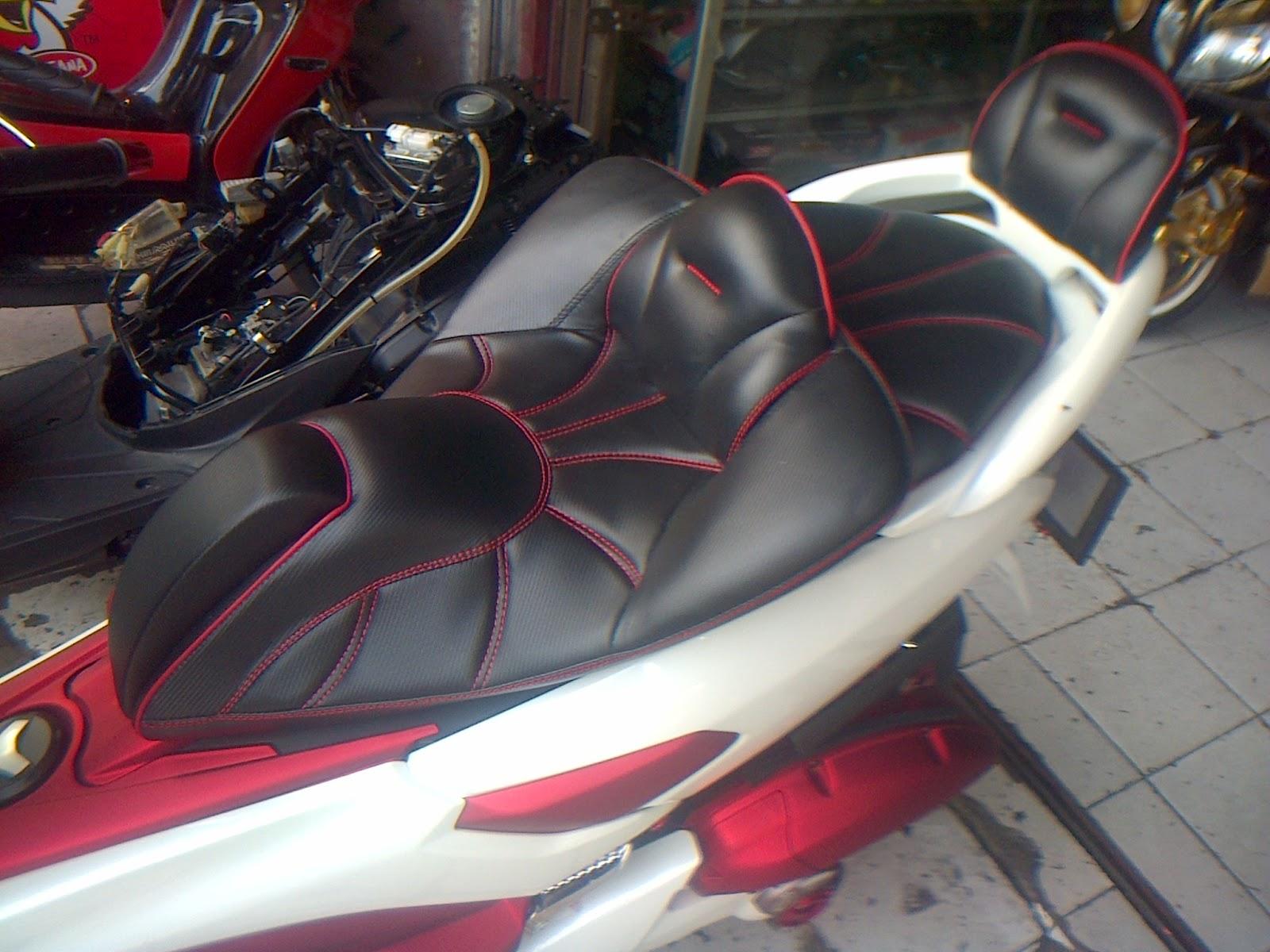 60 Modifikasi Jok Motor Yamaha Nmax