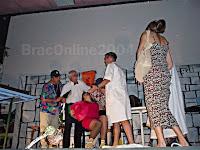 Predstava Sve je to život Nerežišća otok Brač slike