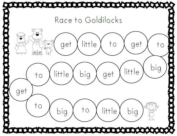 Mrs. Black's Bees: Goldilocks and the Three Bears