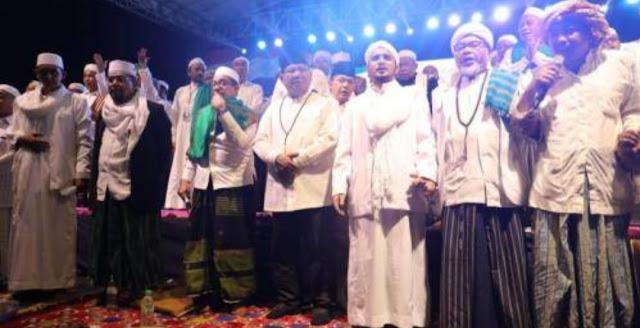 Di Pamekasan, Prabowo Kembali Jualan 'Kriminalisasi Ulama'