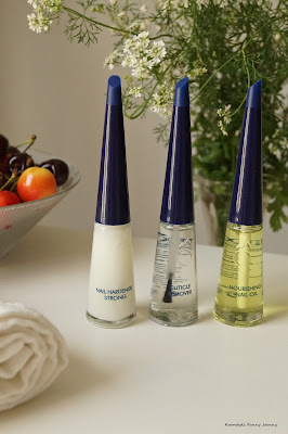 Herome Nourishing Nail Oil, olejek odżywiający paznokcie