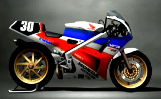 Honda VFR400R 1989 Racing Modify