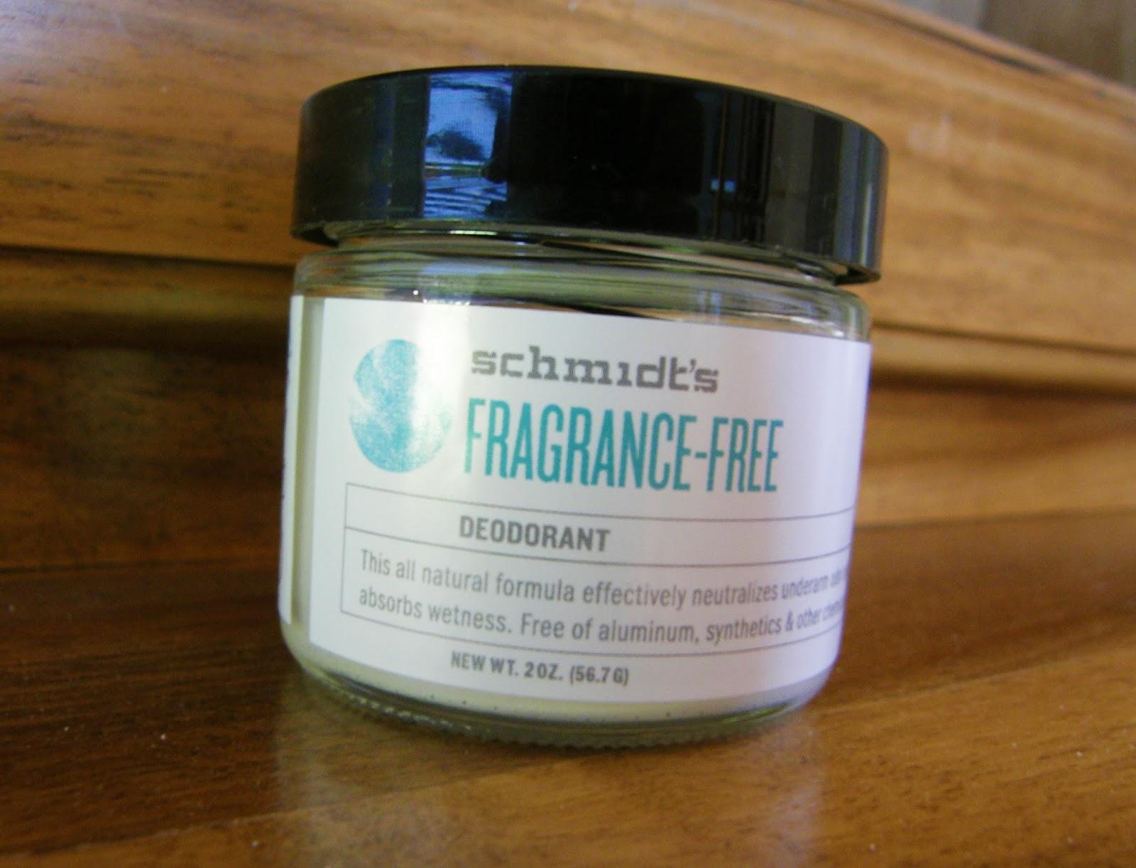 deodorant clemence et vivien