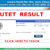 UTET Result 2019  UTTARAKHAND TEACHER ELIGIBILITY TEST (UTET) Result 2019