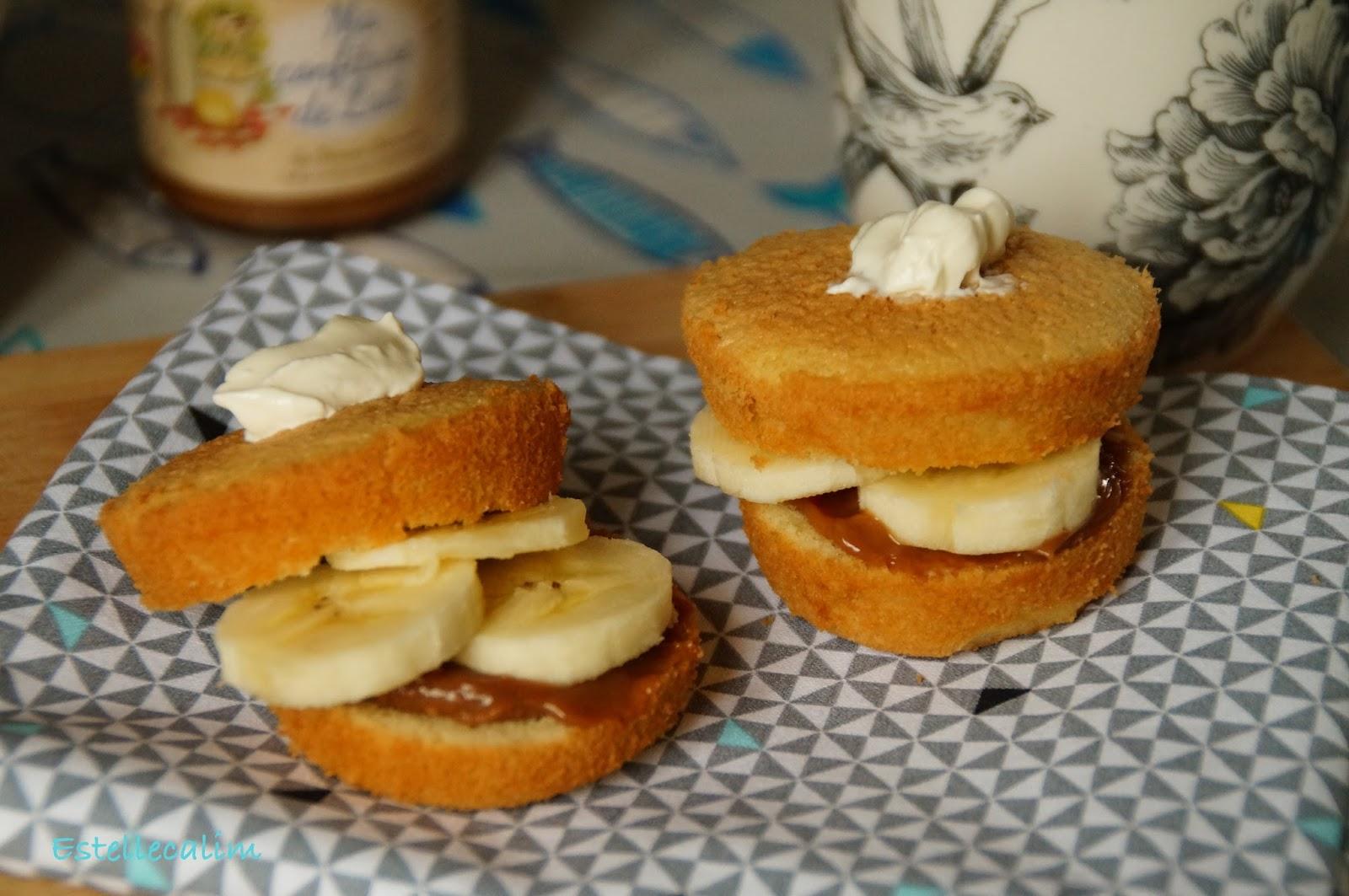 Recette Mini Cake Appareil Domo Clip