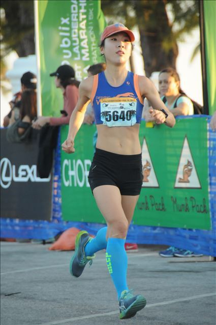 Runner Disqualified After Claiming 2nd Place in Fort