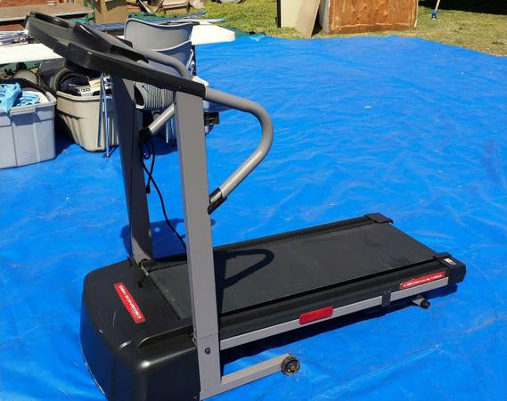 Cadence 450 Treadmill, Weslo $120 - Oklahoma City Craigslist Garage Sales