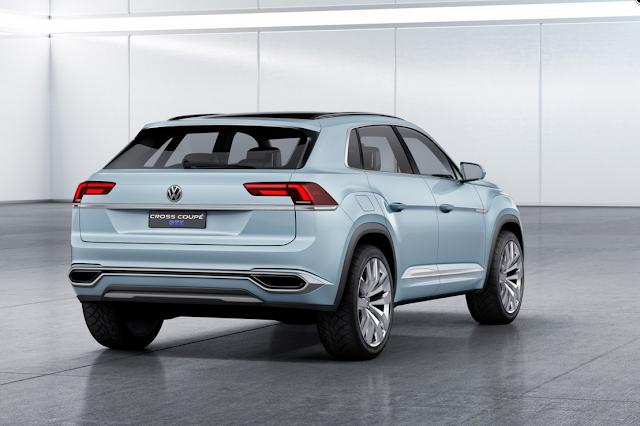 2018 Volkswagen Tiguan Specs and Release Date