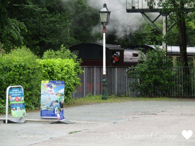 Exploring Lakeside & Haverthwaite Steam Railway and Lakes Aquarium