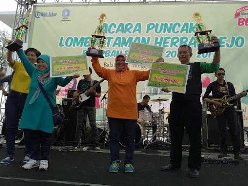 Urban Farming 2017 Digelar di Balai Kota Bandung